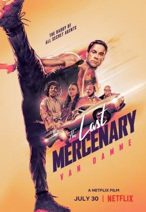 The Last Mercenary (2021) (French)
