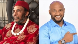 Pete Edochie Made Us Tough - Actor, Yul Edochie Hails His Father