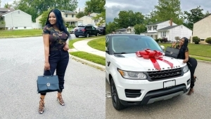 """""""Go Get Yourself Useful"""" – Actress Sonia Ogiri Carpets Troll Who Mocked Her Efforts"""