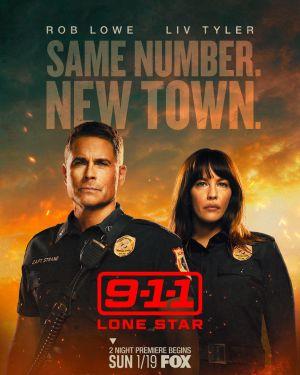 TV Series: 9-1-1 Lone Star S01 E03 - Texas Proud