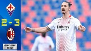 Fiorentina vs AC Milan 2 - 3 (Serie A Goals & Highlights 2021)