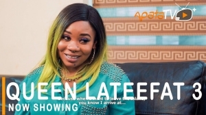 Queen Lateefat Part 3 (2021 Yoruba Movie)