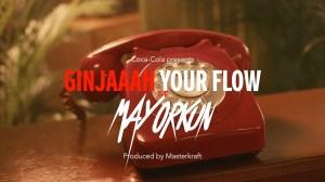 Mayorkun - Ginjaaah Your Flow (Video)