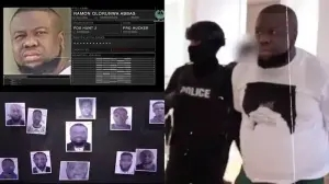 Dubai police release video showing how Hushpuppi and others were arrested in an operation dubbed Fox Hunt 2 (video)