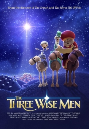 The Three Wise Men (2020) (Animation)