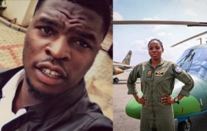 Air force unveils identity of classmate who knocked down Arotile, shares details of investigation