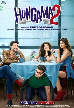Hungama 2 (2021) (Hindi)
