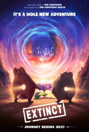 Extinct (2021) (Animation)