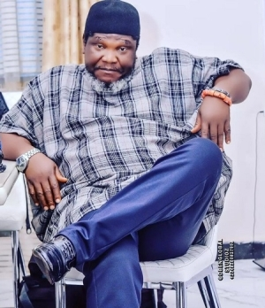 Authorities In Nigeria Are So Senselessly Pushing People to the Wall - Actor Ugezu Ugezu Condemns Arrest of Chinwetalu Agu By Soldiers