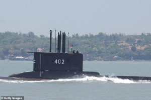 Update: All 53 sailors in sunken Indonesian Navy submarine confirmed dead