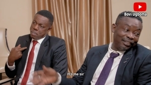 Banana Republic (Episode 2) (President Meets With Edo Candidates)
