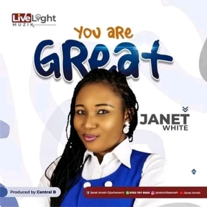 Janet White – You Are Great