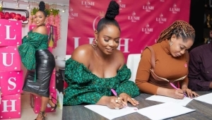 Yemi Alade Bags Multi-million Naira Deal With Beauty Product Brand (Video)
