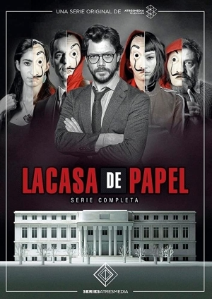 Money Heist (La Casa de Papel) S01 E08 [English Version]