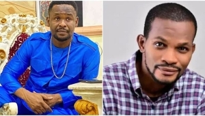 """""""Rich Actor Spiritually Wey No Get House For Abuja Or Lagos"""" – Uche Maduagwu Shades Actor, Zubby Micheal"""