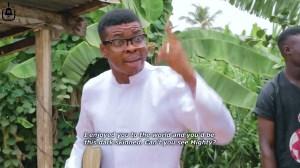 Woli Agba – Remote In Church [Sunday Service] (Comedy Video)