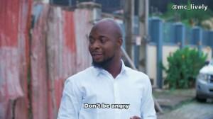 MC Lively – Coup d'etat  Starr. Beverly Osu (Comedy Video)