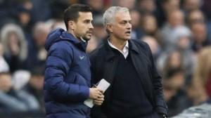 New Roma coach Mourinho names ex-Man Utd, Spurs coaches to backroom team
