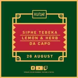 Siphe Tebeka – KUNYE Mix EP 6