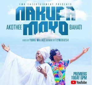 Bahati Ft. Akothee – Nakupa Moyo