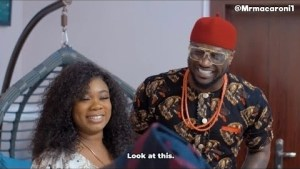 Mr Macaroni – Chief Romanus My In-Law (Comedy Video)