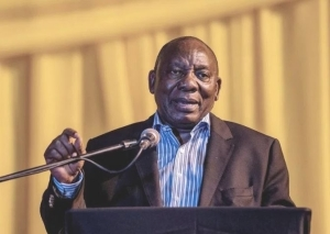 South Africa's President Cries Out On Live TV (Read Why)