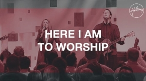 Hillsong Worship – Here I Am To Worship / The Call