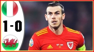 Italy vs Wales 1 − 0  (EURO 2020 Goals & Highlights)