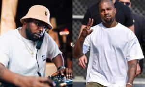 I Am Praying For You - DJ Maphorisa Tells American Rapper, Kanye West