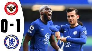 Brentford vs Chelsea 0 - 1 (Premier League  2021 Goals & Highlights)