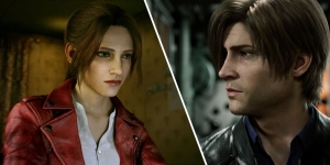 Resident Evil: Infinite Darkness Images: Better Look At Claire & Leon
