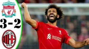 Liverpool vs AC Milan 3 - 2 (Champions League 2021 Goals & Highlights)