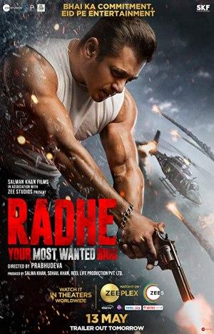 Radhe (2021) (Hindi)