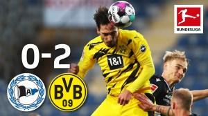 Arminia Bielefeld vs Borussia Dortmund 0 - 2   Bundesliga All Goals And Highlights (31-10-2020)