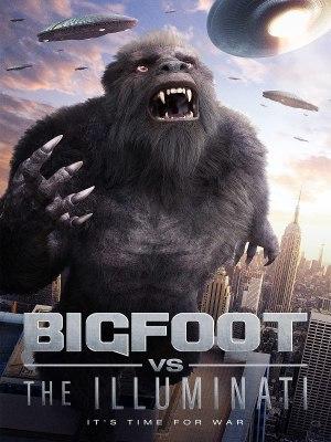 Bigfoot vs the Illuminati (2020) (Animation)