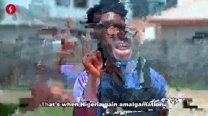 Broda Shaggi  - Lost But Found (Comedy Video)