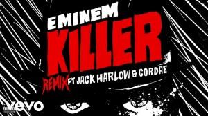 Eminem - Killer (Remix)  ft. Jack Harlow, Cordae