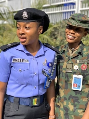 LET'S TALK!! Have You Dated A Police or Soldier Before? How Was The Experience?