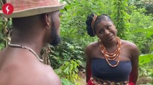 Brodashaggi Lands In Big Trouble In Asaba With Destiny Etiko (Comedy Video)
