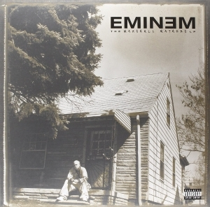 Eminem - The Marshall Mathers LP (Album)