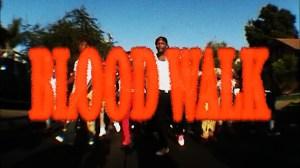 YG - Blood Walk Ft. Lil Wayne & D3szn (Video)