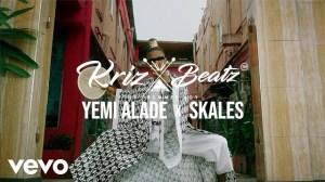 VIDEO: Krizbeatz – Riddim Ft. Skales, Yemi Alade