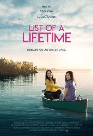 List of a Lifetime (2021)