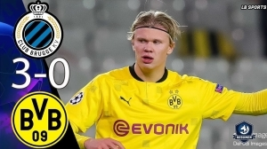 Club Brugge vs Borussia Dortmund 0−3 | UCL All Goals And Highlights (04-11-2020)