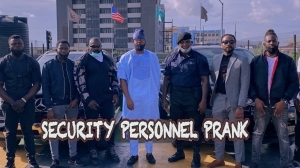Zfancy – African Security Personnel Prank (Comedy Video)