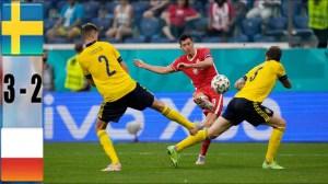 Sweden vs Poland 3 - 2 (EURO 2020 Goals & Highlights)