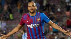 Tottenham encouraged to bid for Barcelona striker Martin Braithwaite