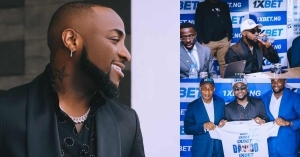 Davido Bags Partnership Deal With Sport Betting Company, 1xBET Nigeria