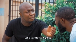 MC Lively - Two Fighting (Comedy Video)