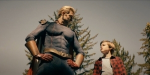 Homelander's Terrible Parenting in The Boys Season 2 Had Antony Starr In Stitches